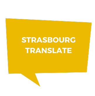 Logo Strasbourg Translate transparent